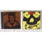 Misfits Danzig Cd Collection Vol 1 E 2 Autografados