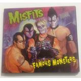 Misfits Famous Monsters Imp Digi Com Bônus Cd Michale Graves