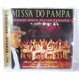 Missa Do Pampa Renato Borghetti Odilon Ramos Cd Original