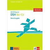 Mit Erfolg Zur Dsh B2 c2   Testbuch Mit Audio Cd   Klett lan