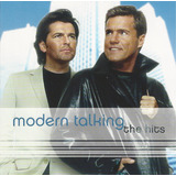 Modern Talking   The Hits   Cd Duplo   Rem   Imp  Alemanha