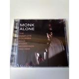 Monk Alone   The Complete Columbia Solo Studio  1962 1968