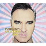 Morrissey   California Son  Cd Digipack