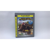 Motor Storm Pacific Rift   Ps3  Midia Fisica Em Cd Original