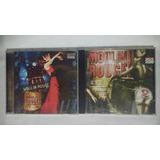 Moulin Rouge Amor Em Vermelho Trilha Sonora 1 E 2 Cd