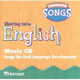 Moving Into English Grade K Music Cd