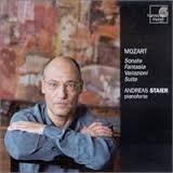 Mozart Sonates Andreas Staier Cd Original Lacrado