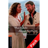 Much Ado About Nothing  oxford Bookworm Play 2  2ed Cd Pack