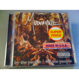 Mudvayne By The People For The People Lacrado Impo Frte 5 99