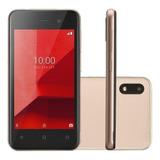 Multilaser E Lite Dual Sim 16 Gb Ouro 512 Mb Ram