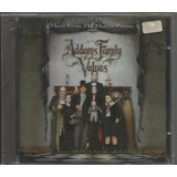 Music From The Motion Picture   Cd Addams Family Values