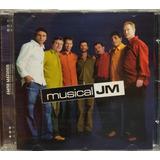 Musical Jm Amor Mafioso Cd Original Lacrado