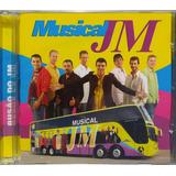 Musical Jm Busão Do Jm Cd Original Lacrado