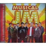 Musical Jm Campeão De Bilheteria Cd Original Lacrado