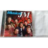 Musical Jm Como Vai Você Cd Original