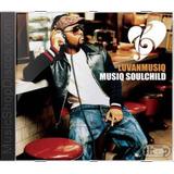Musiq Soulchild Luvanmusiq   Novo Lacrado Original