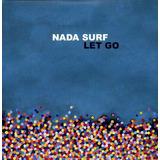 Nada Surf Let Go Cd Original Novo Raro Lacrado Ótimo Preço