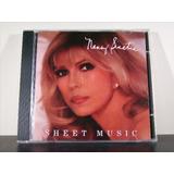 Nancy Sinatra Sheet Music Cd Orig Imp Raridade Av8