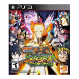 Naruto Shippuden: Ultimate Ninja Storm Revolution Standard Edition Bandai Namco Entertainment Ps3 Digital