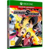 Naruto To Boruto Xbox One Disco Fisico Cd Lacrado Português