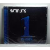Natiruts One 16 Hits Cd Orig Nac Lacrado Mpb Reggae