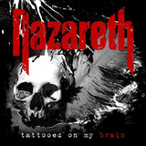 Nazareth:tattooed On My Brain lançamento 2018