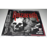 Nazareth   Tattooed On My Brain  cd Lacrado