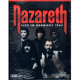 Nazareth Cd Live In Germany 1984 Original Novo Lacrado