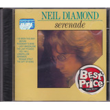 Neil Diamond   Cd Serenade   Lacrado