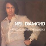Neil Diamond Série Icon   Cd Rock