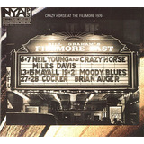 Neil Young    Live At The Filmore East   Cd Pac