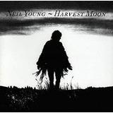 Neil Young Harvest Moon Frete Incluso C Registrada