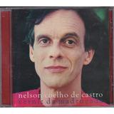 Nelson Coelho De Castro   Cd Verniz Da Madrugada   Seminovo