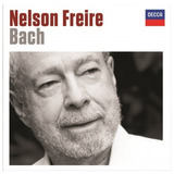 Nelson Freire   Bach  cd