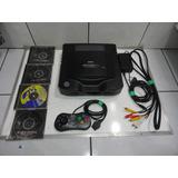 Neo Geo Cd Console Brasil Completo Coleção Só Jogar C05