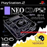 Neo Geo Cd Ps2 V0 6   106 Jogos   Patch   Me