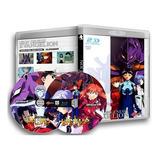 Neon Genesis Evangelion   Box Blu ray Renewall Dublado