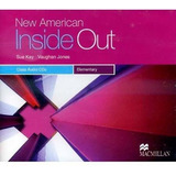 New American Inside Out   Elementary   With Audio Cd   New E