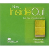 New Inside Out   Elementary   Class Audio Cds