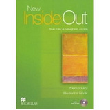 New Inside Out Elementary Student s Book With Cd rom