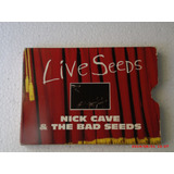 Nick Cave And The Bad Seeds   Cd book   Imp  Eua 1993