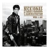 Nick Jonas And The Administration   Who I Am   Cd Novo