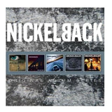 Nickelback Original Álbum Series   Box Com 5 Cds Rock