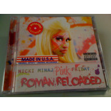 Nicki Minaj Pink Friday Roman Reloaded Cd Lacrado Importado
