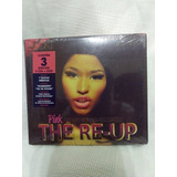 Nicki Minaj pink Friday  Roman Reloaded the Re up  2cd dvd