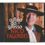 Nico Fagundes   Cd O Fino Do Grosso