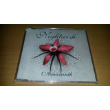 Nightwish   Amaranth  cd Single  Lacrado