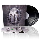 Nightwish Box Earbook End Of An Era Vinil Black Lp Bluray Cd