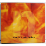 Nine Inch Nails 1992 Broken Cd Digipack Ep Importado