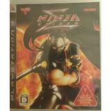 Ninja Gaiden Sigma Mídia Física Cd Para Ps3